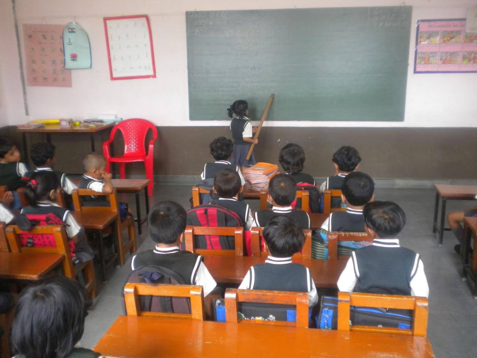 Materiales Escolares para India