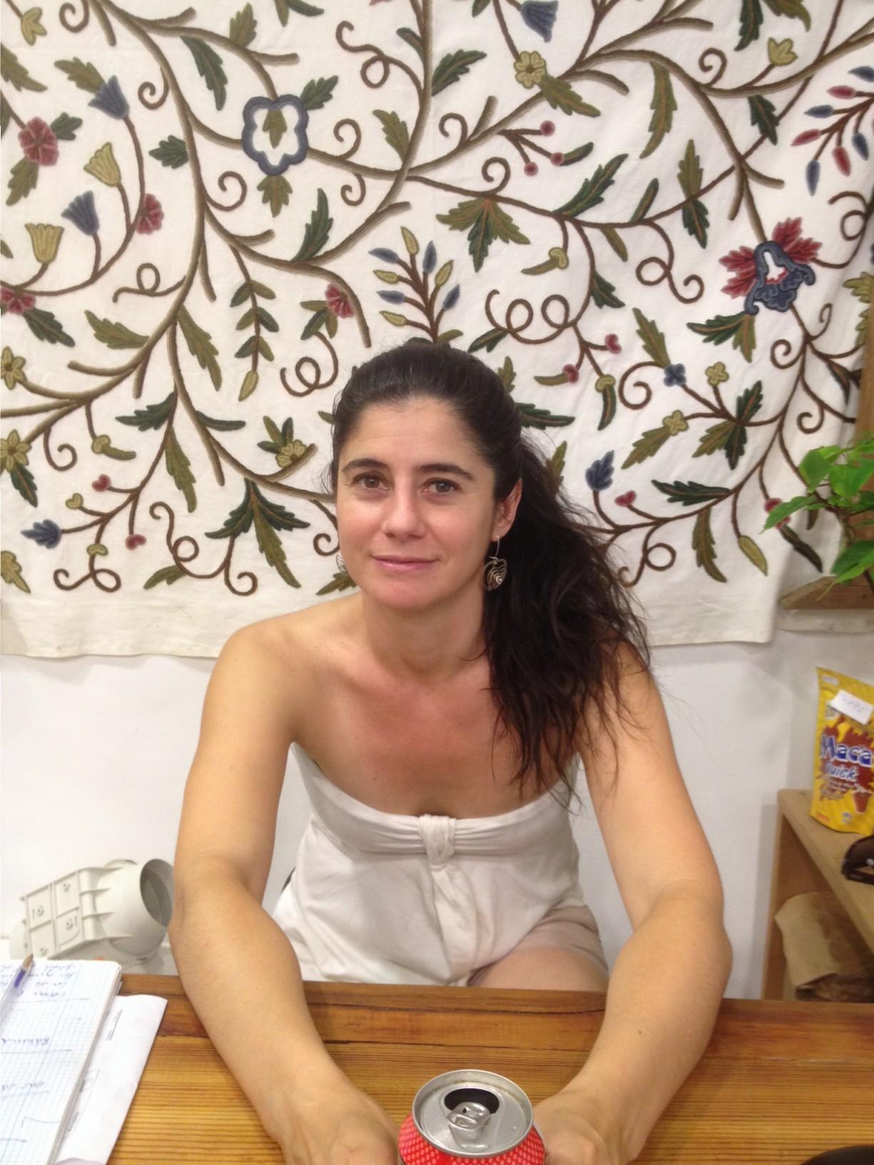 Ana María Pérez Navarrete