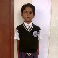 Prarthana K. N.